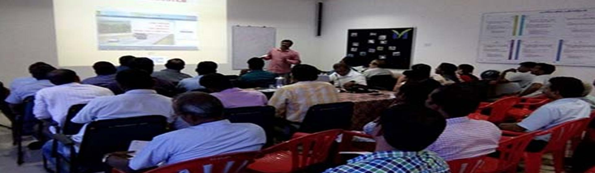 Training to traders in the e-Way billing by Department officials - Banner Image - 6